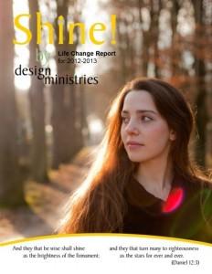 2012-2013 Annual Report Cover