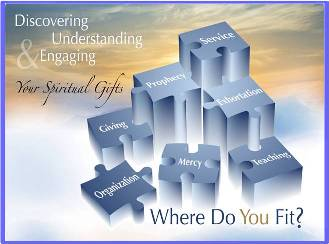 Discovering Your Spiritual Gifts Class