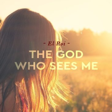The God Who Sees Me