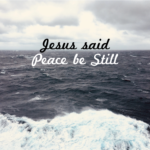 Stiver Kim - Peace Be Still