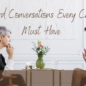 Five Hard Conversations Every Christian Must Have