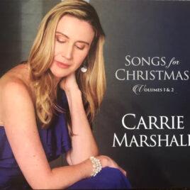 Songs for Christmas – Carrie Marshall CD
