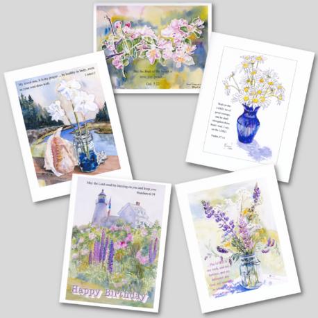 Flower Card Pack #1 (1)