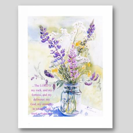 Flower Card Pack #1 (4)