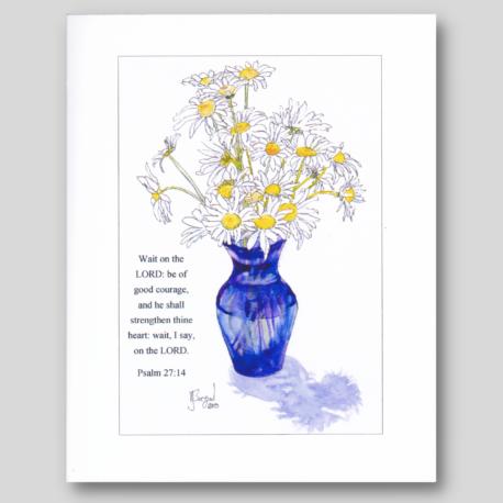 Flower Card Pack #1 (5)