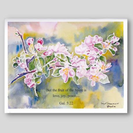 Flower Card Pack #1 (6)