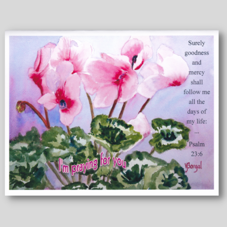 Flower Card Pack #2 (2)