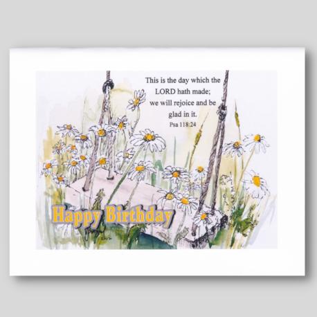 Flower Card Pack #3 (4)