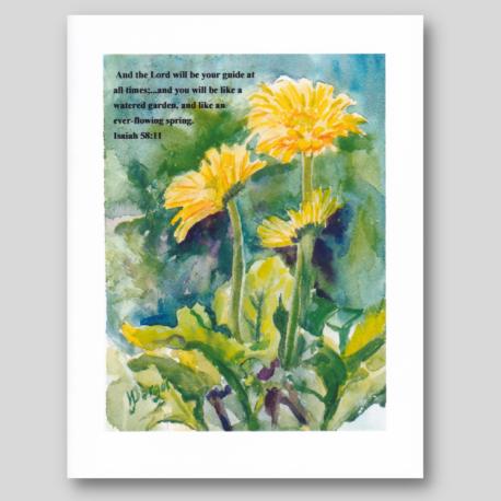 Flower Card Pack #3 (5)