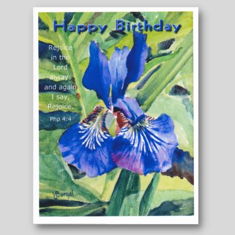 Flower Card Pack #4 (5)