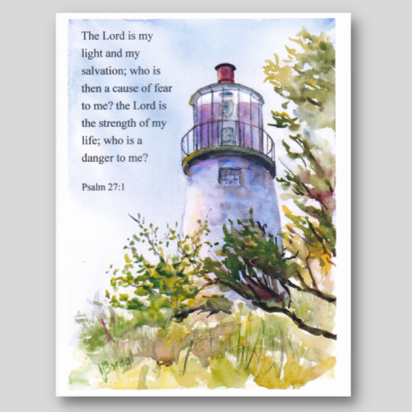 Lighthouse Card Pack #1 (2)