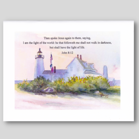 Lighthouse Card Pack #1 (3)