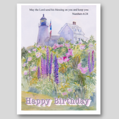 Lighthouse Card Pack #1 (5)