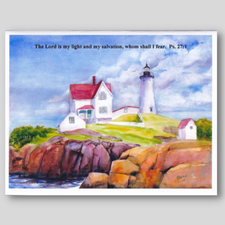 Lighthouse Card Pack #2 (2)
