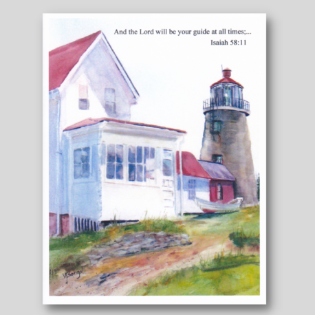 Lighthouse Card Pack #2 (3)