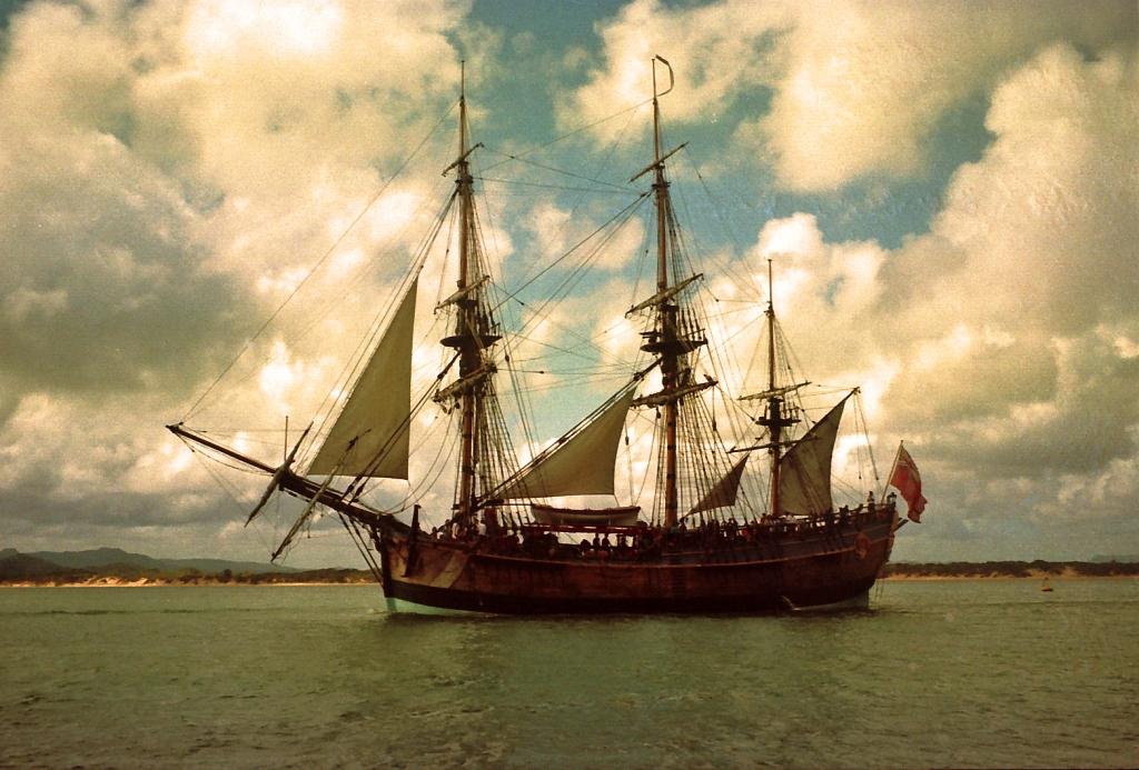HMS Endeavor Replica